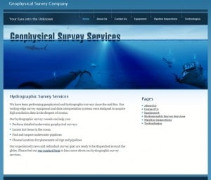 Geophysical Survey Services